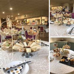 Afternoon Tea at Ryton Golf Club