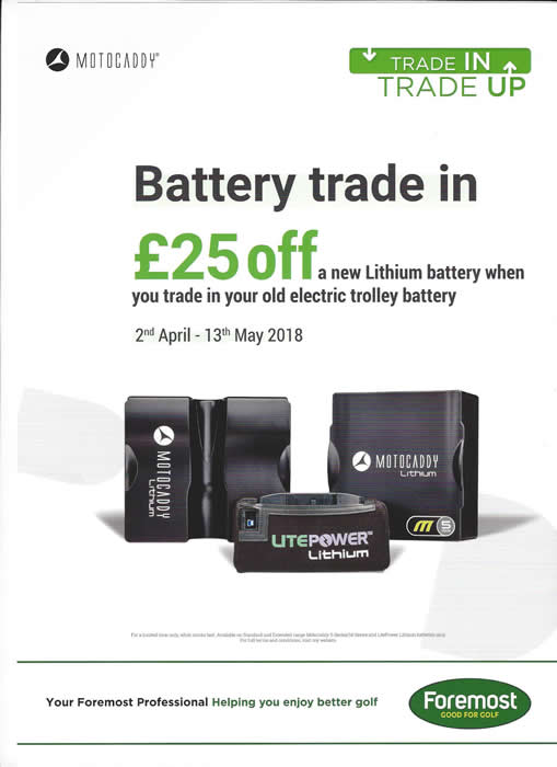 Battery Trade In Now On
